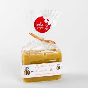 Savon Alice au pays des abeilles de Belle à Croquer