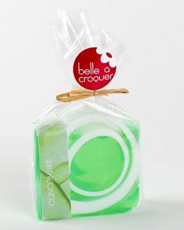 Savon concombre de Belle à Croquer