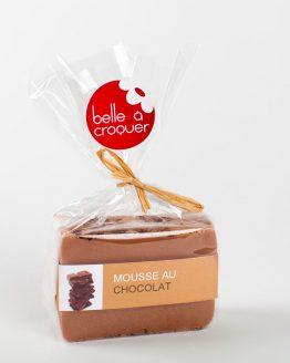 Savon mousse au chocolat de Belle à Croquer