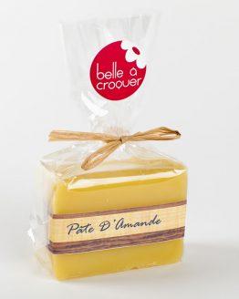 Savon pâte d'amande de Belle à Croquer