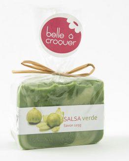 Savon salsa verde de Belle à Croquer