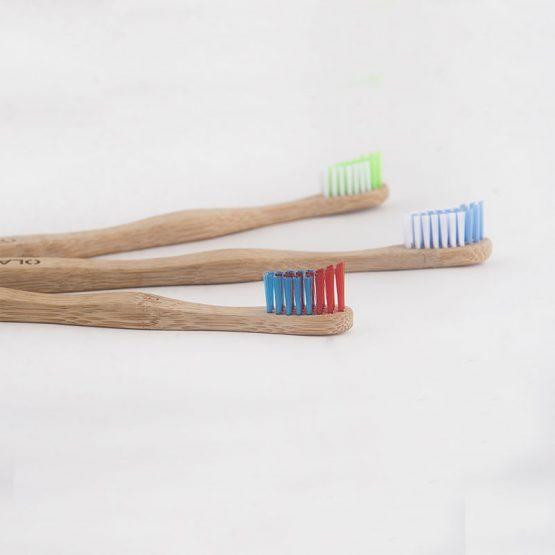 brosse à dents écologique Ola Bamboo de Belle à Croquer