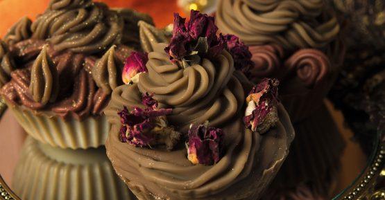 Cupcake de Belle à croquer
