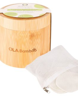 Tampons démaquillants Ola-Bamboo