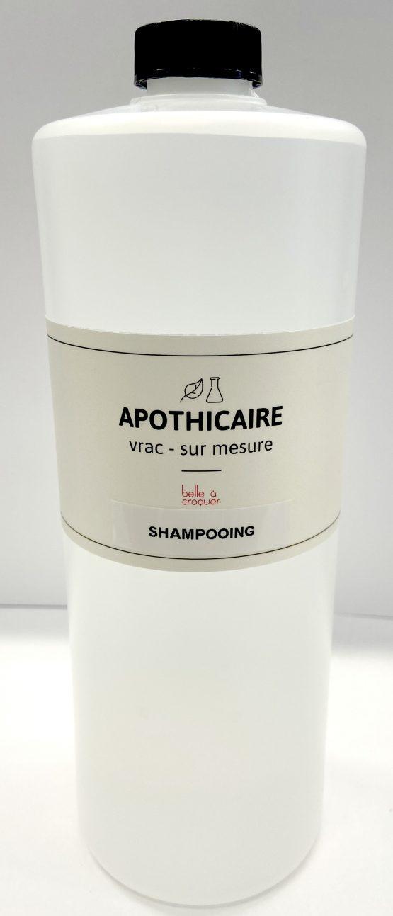shampooing apo