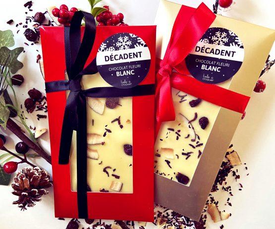 chocolat fin décadent