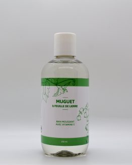 bain moussant muguet