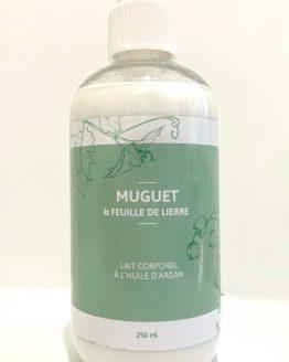 lait corporel muguet