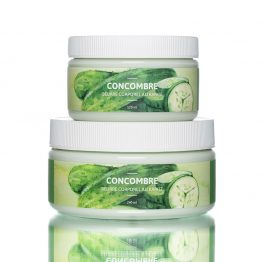 beurre corporel concombre